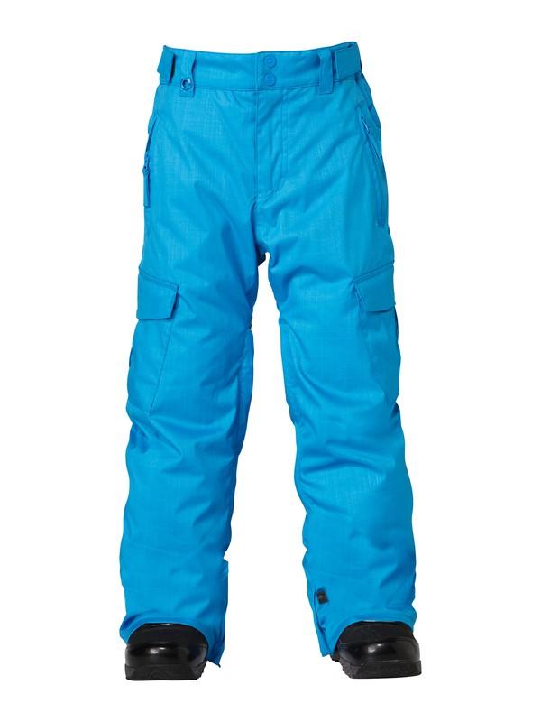 0 Porter 10K Youth Pants  EQBTP00007 Quiksilver