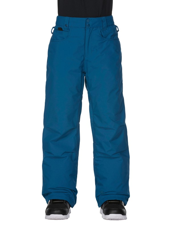 0 State 10K Youth Pants  EQBTP00012 Quiksilver