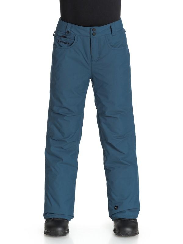 0 State Pantalones de snowboard  EQBTP03000 Quiksilver