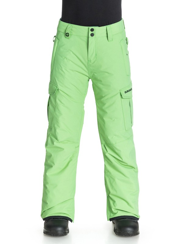 0 Mission - Snowboard Pants  EQBTP03002 Quiksilver