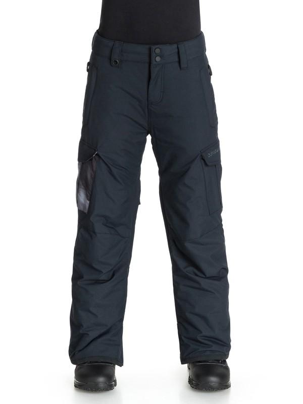 0 TR Mission - Snowboard Pants  EQBTP03003 Quiksilver