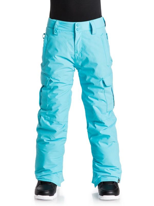 0 Porter - Pantalon de snow  EQBTP03007 Quiksilver