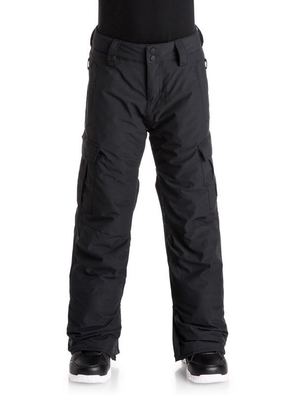 0 Boys 8-16 Porter Snow Pants  EQBTP03007 Quiksilver