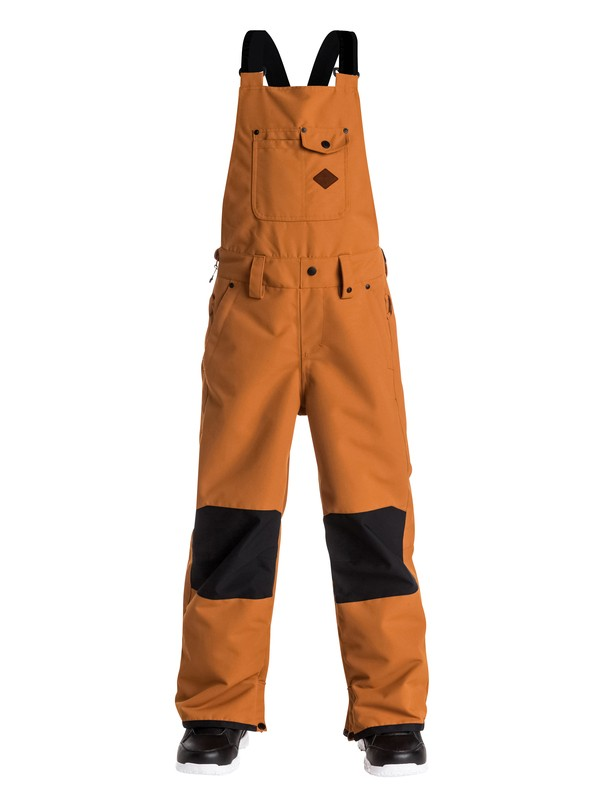 0 Found - Bib Snow Pants  EQBTP03010 Quiksilver