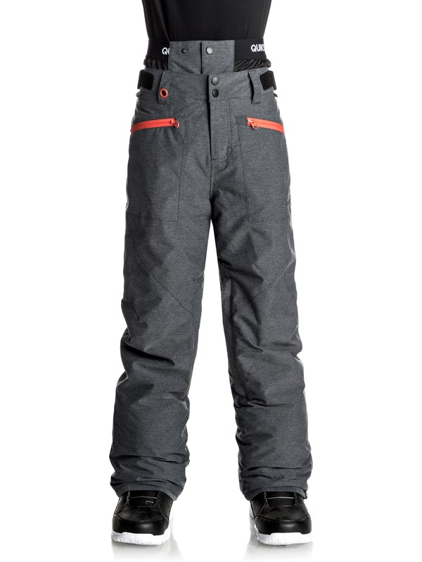 0 Boundry - Snow Pants for Boys 8-16  EQBTP03014 Quiksilver