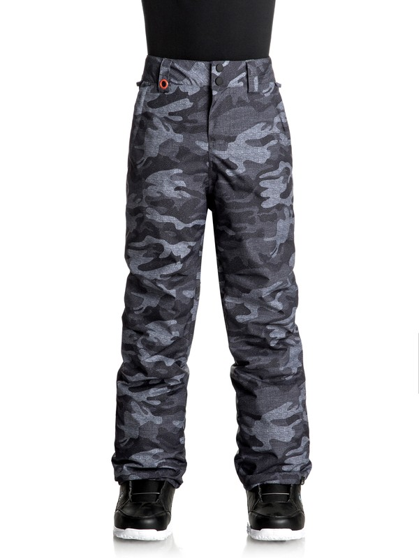 0 Boy's 8-16 Estate Snow Pants  EQBTP03015 Quiksilver