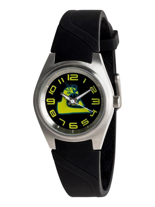 0 Kickstart - Analogue Watch for Boys 8-16 Grey EQBWA03000 Quiksilver