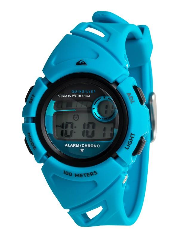 0 Windy - Digitaluhr Blau EQBWD03002 Quiksilver