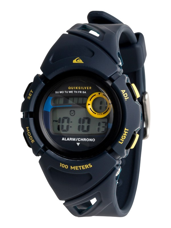 0 Windy - Reloj Digital Azul EQBWD03002 Quiksilver