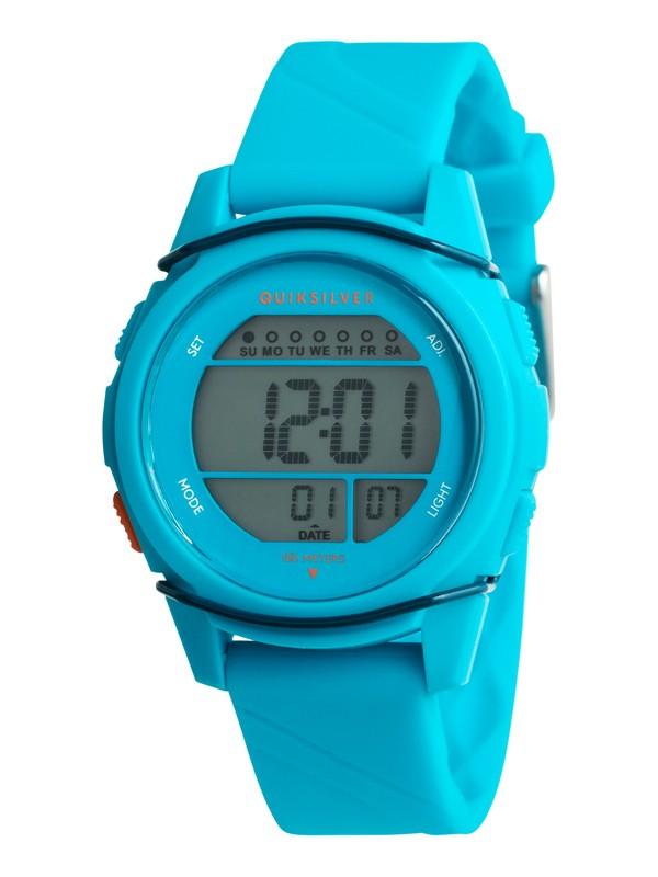 0 Stringer S - Reloj Digital Azul EQBWD03004 Quiksilver