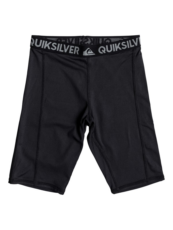 0 Boy's 8-16 Rashie Surf Briefs Black EQBWH03000 Quiksilver