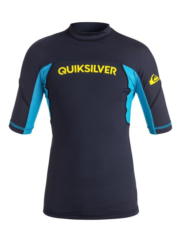 0 Boys 8-16 Performer Rashguard  EQBWR03002 Quiksilver