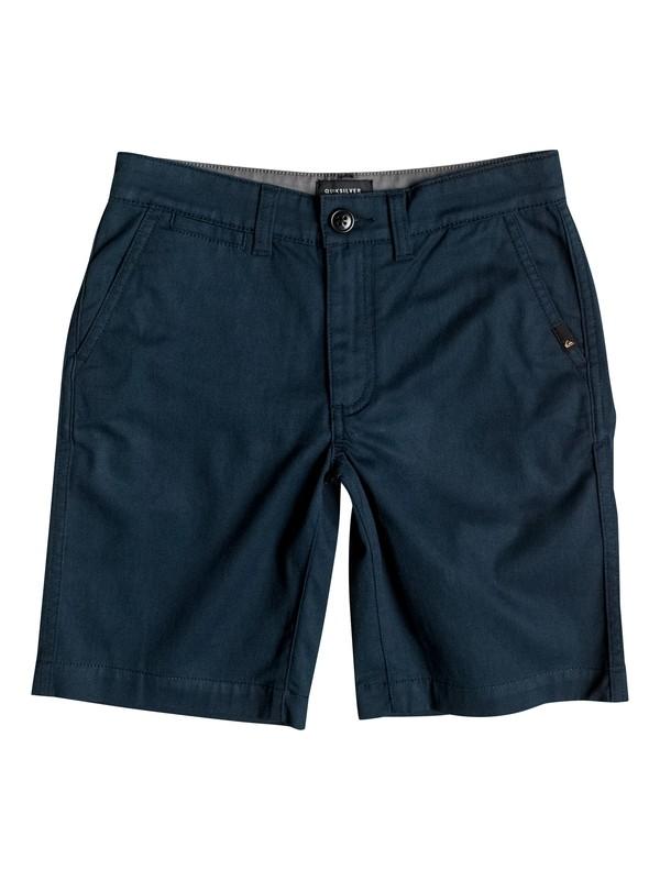 0 Everyday Union Stretch Chino Shorts  EQBWS03125 Quiksilver