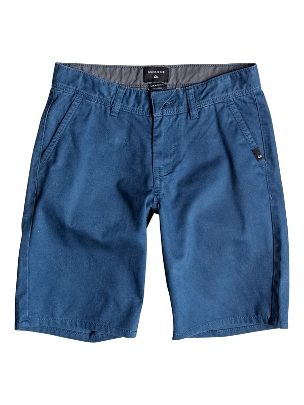 0 EVERYDAY CHINO SHORT YOUTH  EQBWS03128 Quiksilver