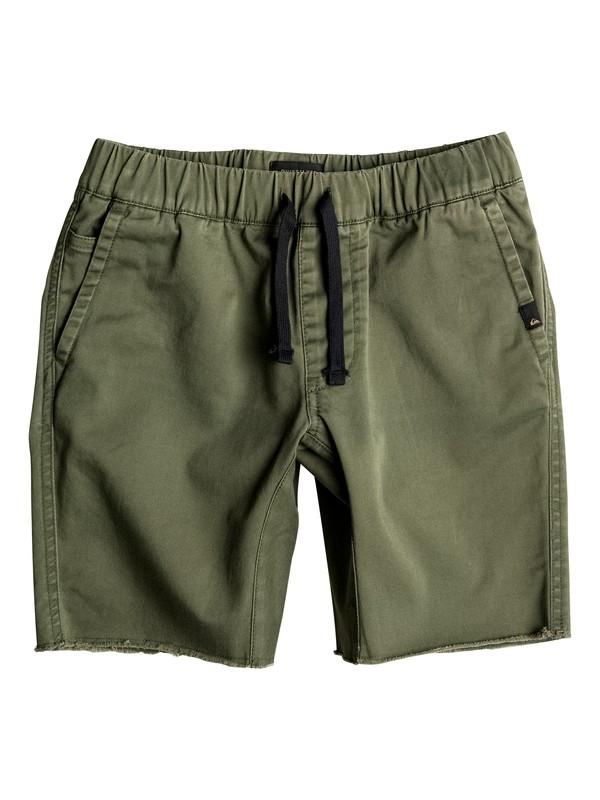 0 Boy's 8-16 Fun Days Shorts  EQBWS03163 Quiksilver