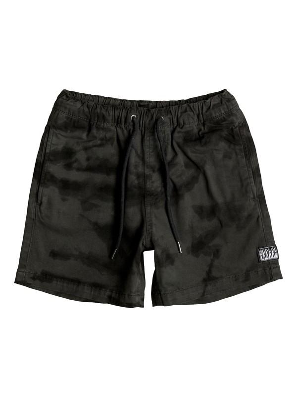 0 Battered Tie Dye - Shorts  EQBWS03173 Quiksilver