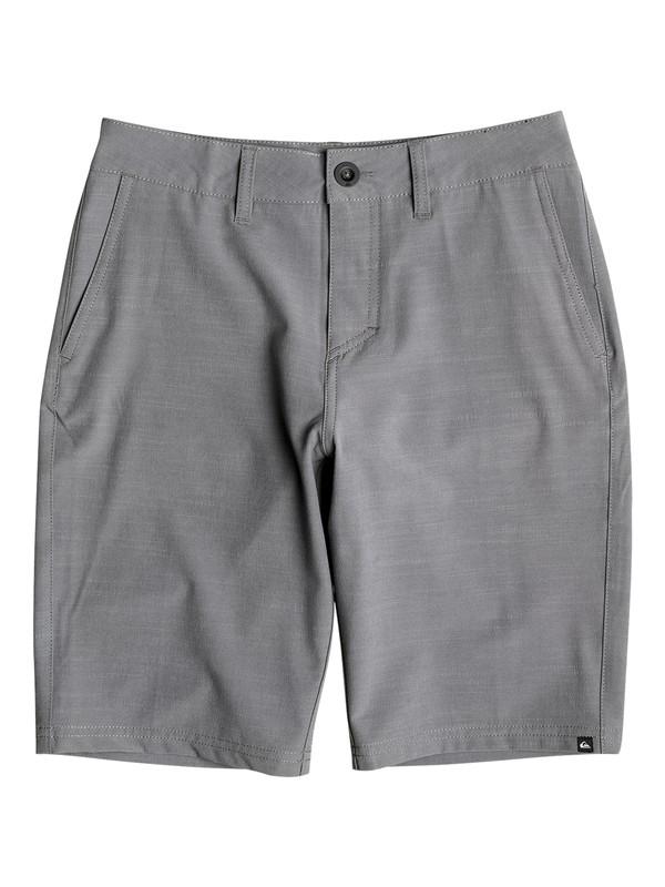 "0 Slubbed Amphibian 19"" - Amphibian Shorts  EQBWS03177 Quiksilver"