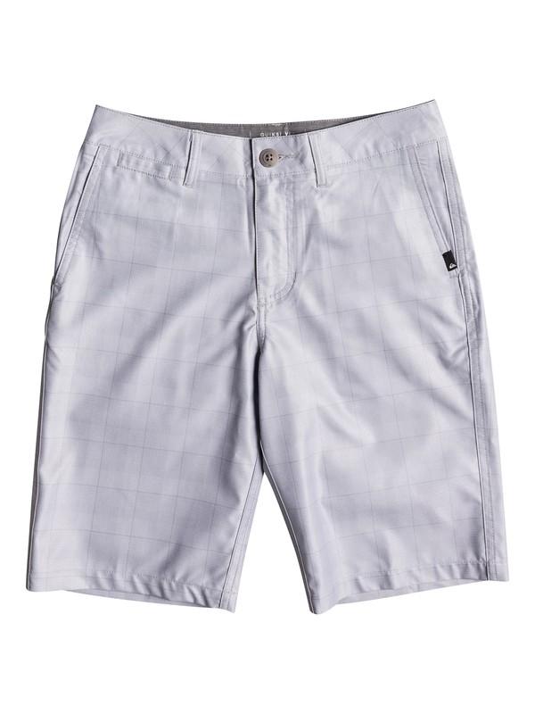 "0 Boy's 8-16 Union Amphibian 19"" Amphibian Shorts  EQBWS03195 Quiksilver"