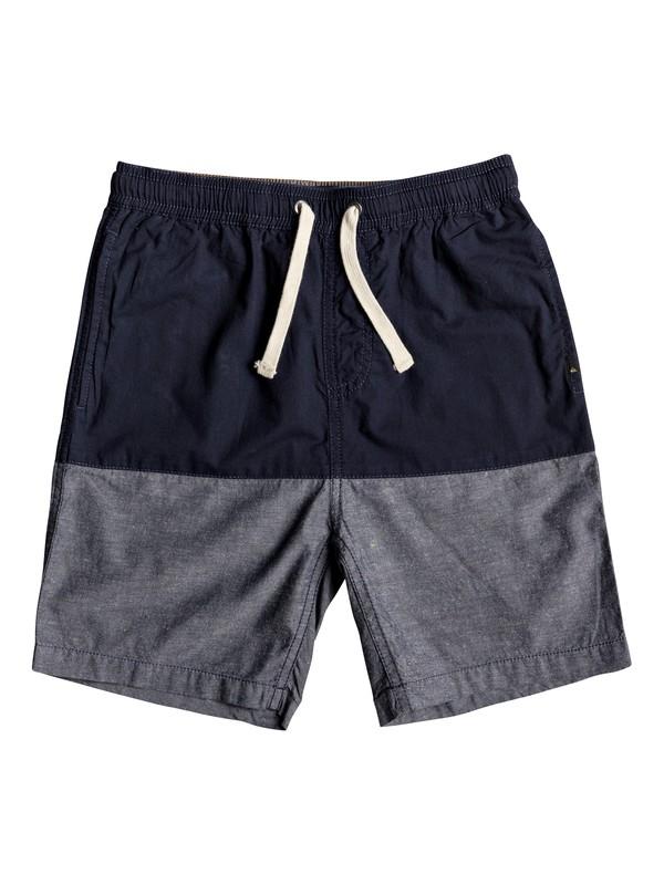 0 Haiku River - Shorts for Boys 8-16 Blue EQBWS03228 Quiksilver
