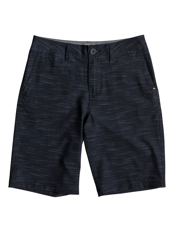 0 UNION SLUB YOUTH 19 Negro EQBWS03240 Quiksilver