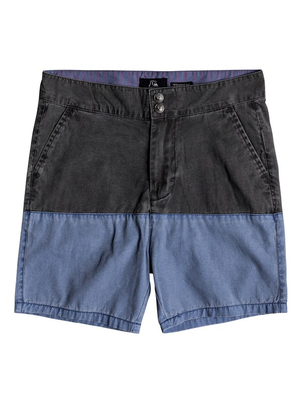 0 Niños 8-16 Shorts Baby Point Azul EQBWS03253 Quiksilver