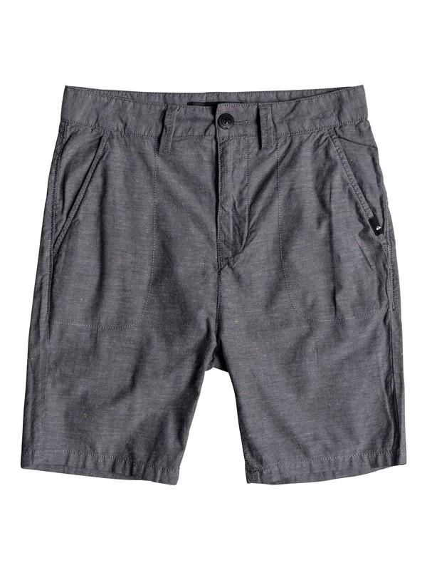 0 Niños 8-16 Shorts Aiyaru Negro EQBWS03258 Quiksilver