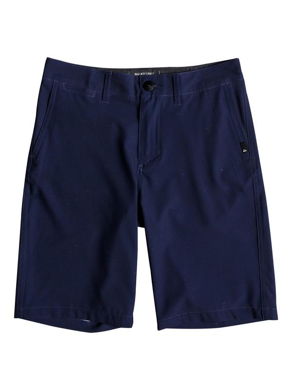 "0 Union Nep 19"" Amphibian Boardshorts Azul EQBWS03260 Quiksilver"