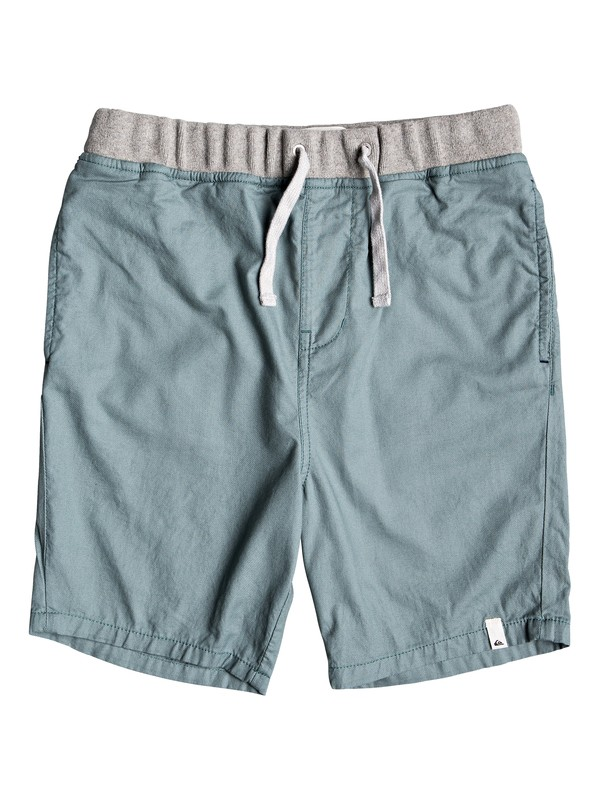 0 Boy's 8-16 Seaside Coda Shorts Blue EQBWS03272 Quiksilver