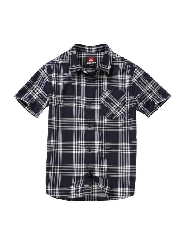 0 Boys 8-16 Belmont Shore Short Sleeve Shirt  EQBWT00004 Quiksilver
