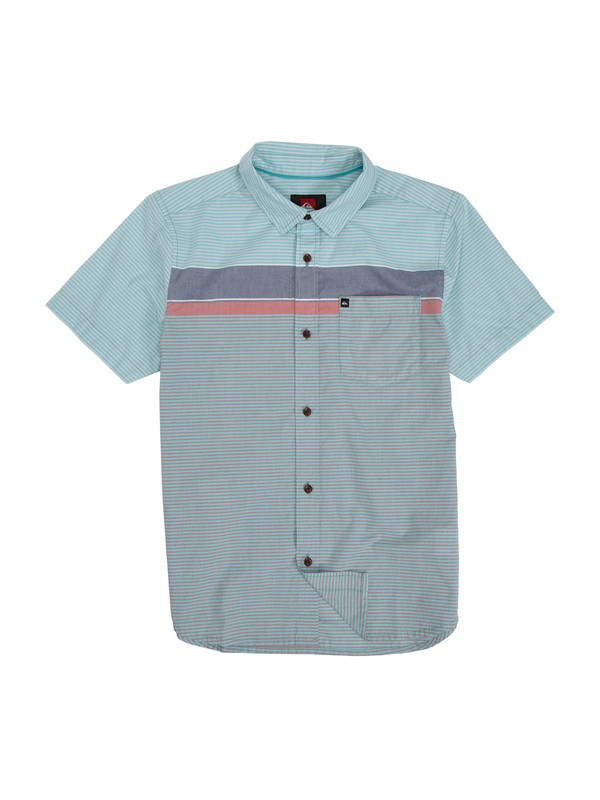 0 Boys 8-16 Pirate Island Shirt  EQBWT00040 Quiksilver