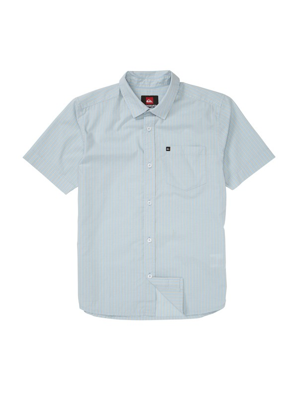 0 Boys 8-16 Barracuda Cay Shirt  EQBWT00041 Quiksilver