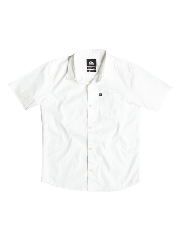 0 Everyday Solid - Chemise manches courtes  EQBWT03076 Quiksilver
