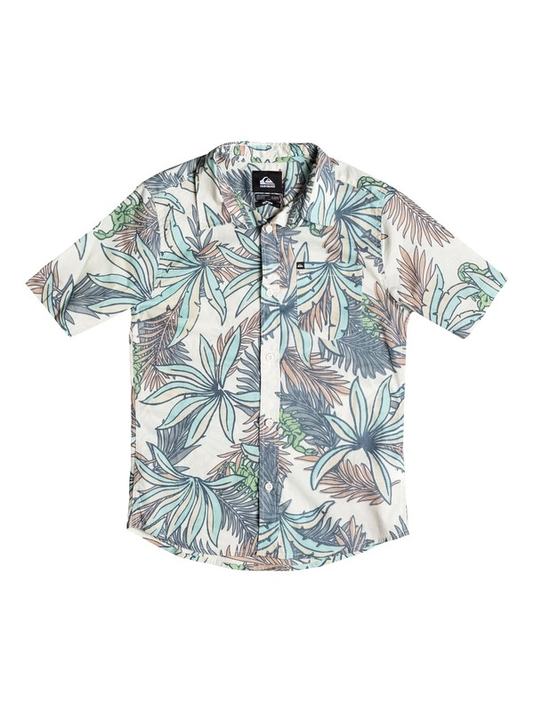 0 Everyday Before Dark - Chemise manches courtes  EQBWT03098 Quiksilver