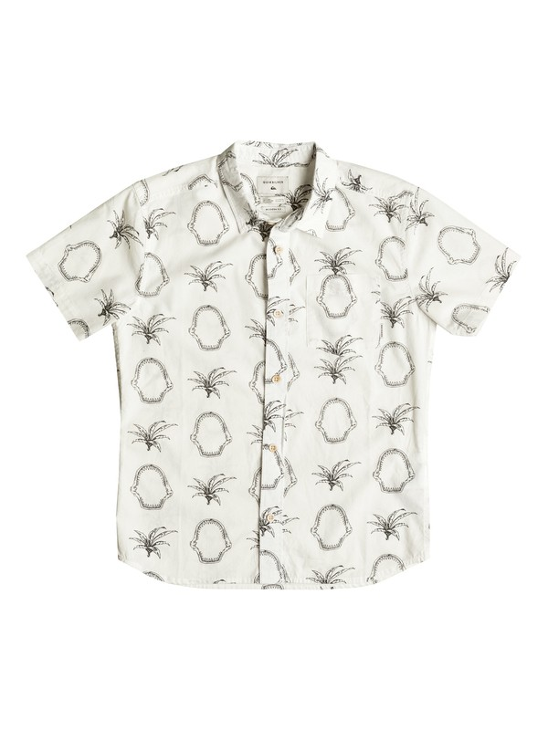 0 Tropkill - Short Sleeve Shirt  EQBWT03128 Quiksilver