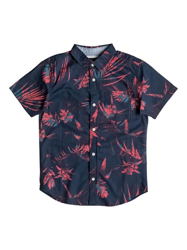 0 Niños 8-16  Camisa de Manga Corta Everyday  EQBWT03153 Quiksilver
