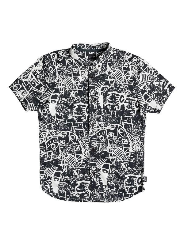 0 Hypnosis - Short Sleeve Shirt  EQBWT03163 Quiksilver