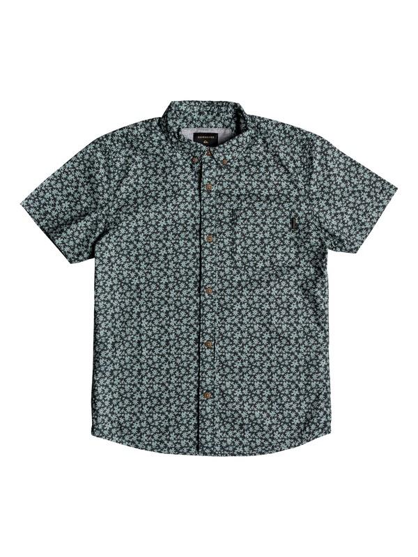 0 Minikani Short Sleeve Shirt  EQBWT03213 Quiksilver