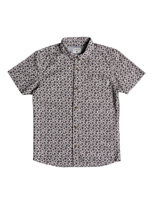 0 Boys 8-16 Minikani - Short Sleeve Shirt  EQBWT03213 Quiksilver