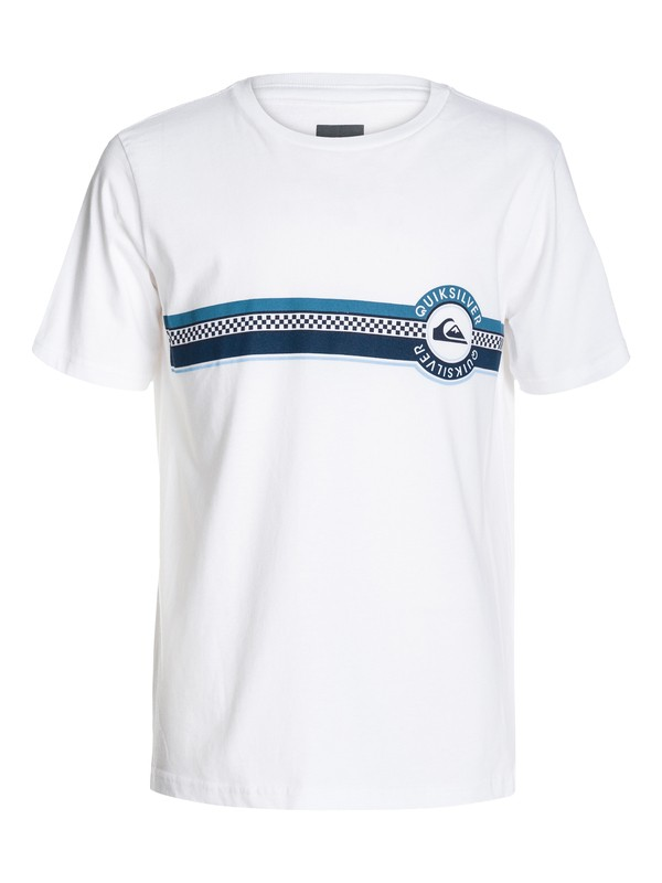 0 Ss Bright T Youth C12  EQBZT03003 Quiksilver