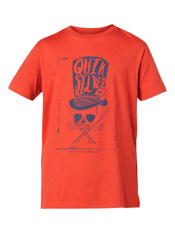 0 Ss Qs Tee Youth F16  EQBZT03017 Quiksilver
