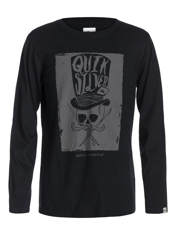 0 Ls Qs Tee Youth G10  EQBZT03021 Quiksilver