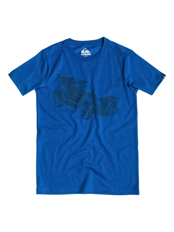 0 Classic Tee Y Toys  EQBZT03118 Quiksilver