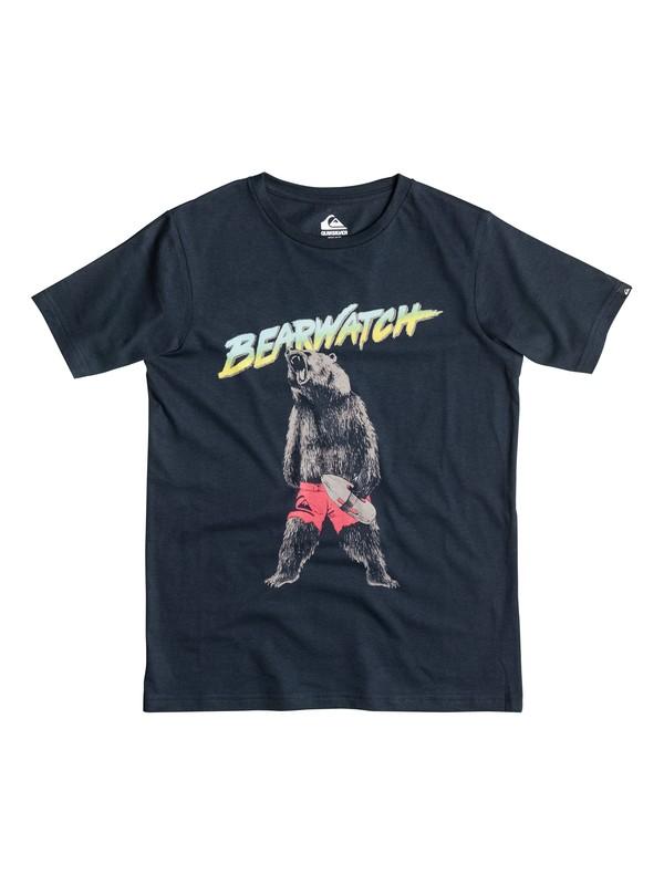 0 Classic Bearwatch - T-shirt  EQBZT03231 Quiksilver