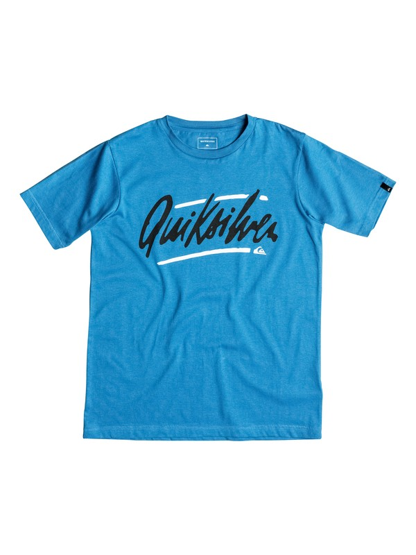 0 Classic The Day After - Tee-Shirt  EQBZT03349 Quiksilver