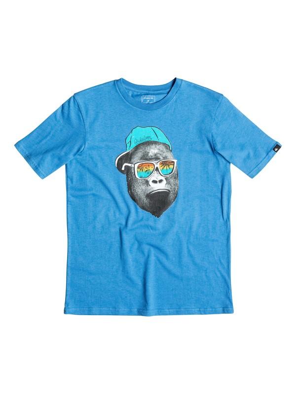 0 Classic Kong Business - Tee-Shirt  EQBZT03354 Quiksilver