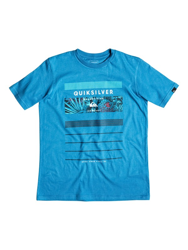 0 Classic Stringer - Tee-Shirt  EQBZT03355 Quiksilver