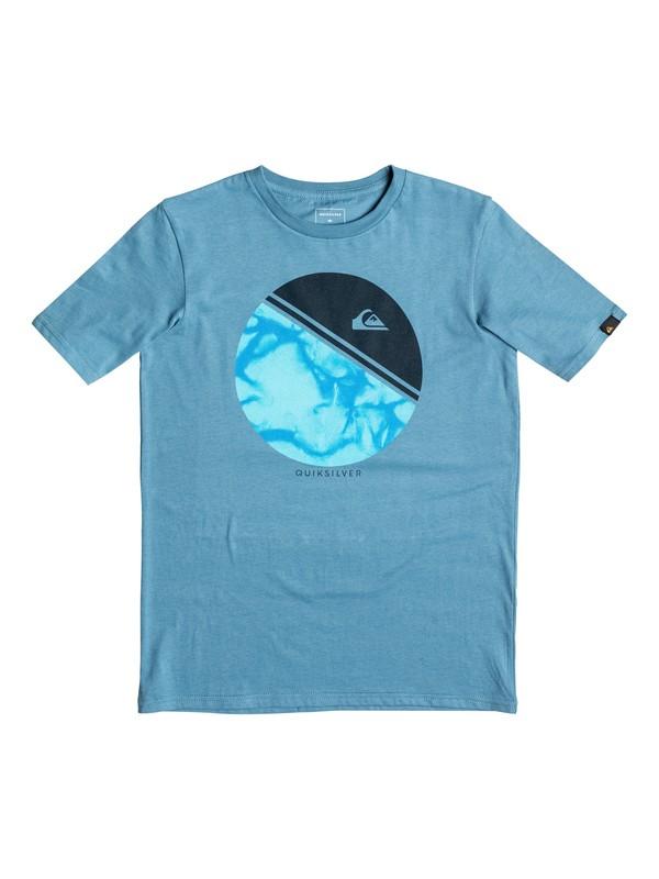 0 Classic Free Wheelin - Tee-Shirt  EQBZT03356 Quiksilver