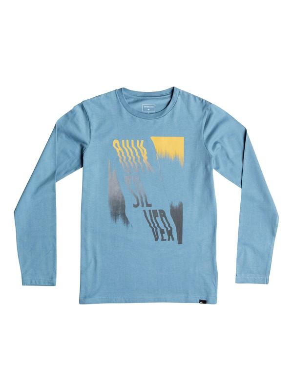 0 Classic The South - Tee-Shirt à manches longues  EQBZT03361 Quiksilver