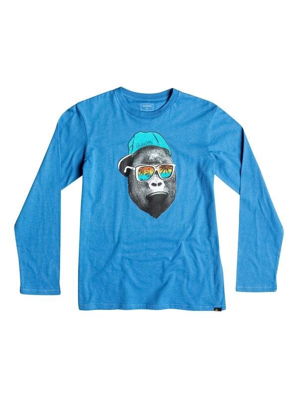 0 Classic Kong Business - Tee-Shirt à manches longues  EQBZT03362 Quiksilver