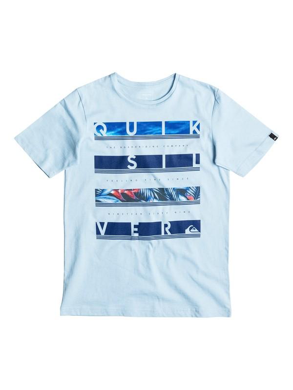 0 Classic Read Between - Tee-Shirt  EQBZT03466 Quiksilver